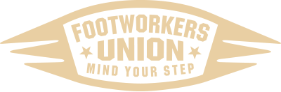 Footworkers Union - Logo